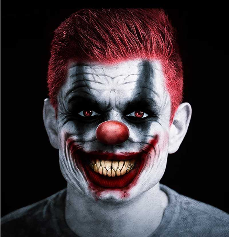 Clown Photoshop Action 24789255