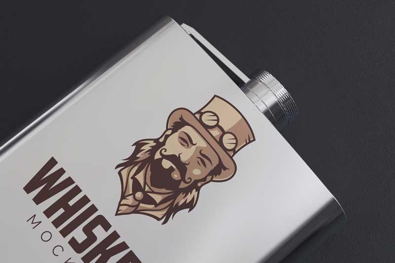 Flask-Logo-Mockup-By-PSDLY