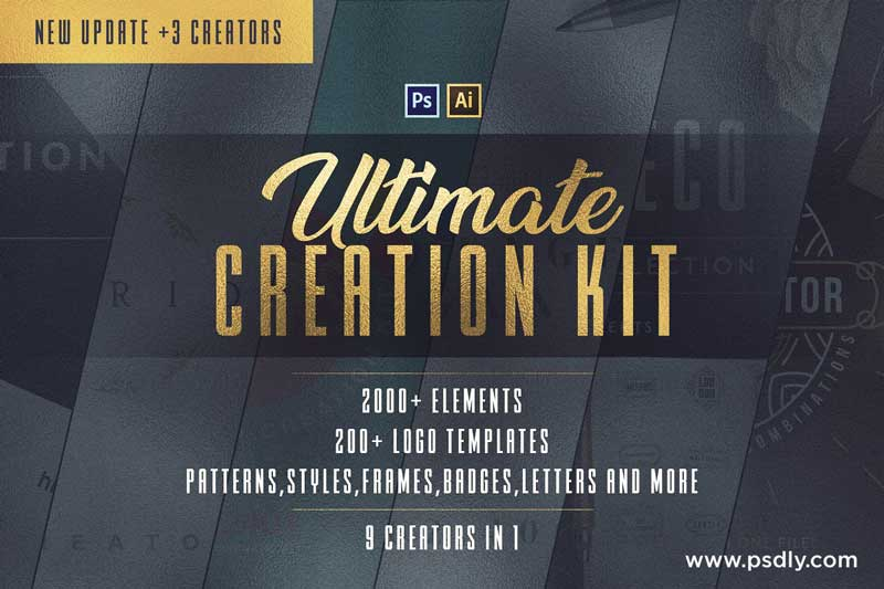 9in1 Ultimate Creation Kit 2415594 Download