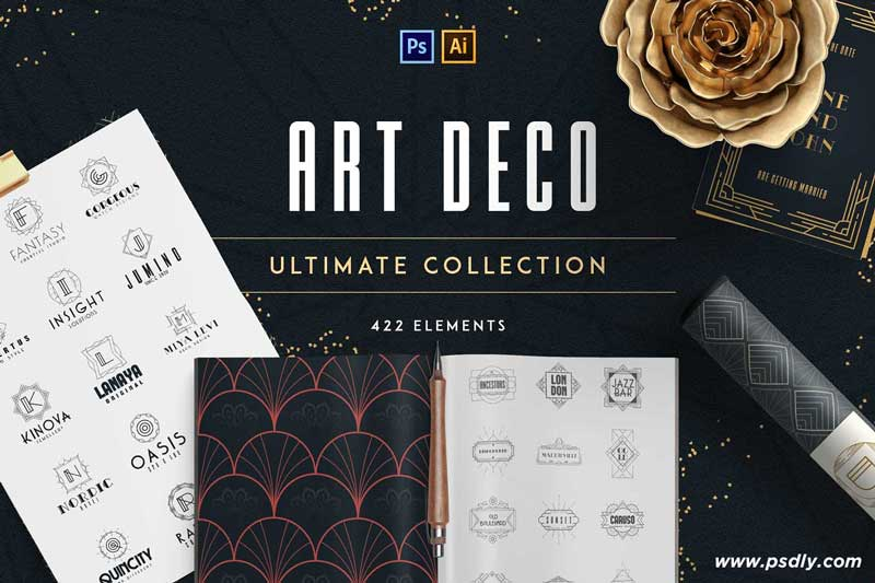 Art Deco Ultimate Collection 2340273