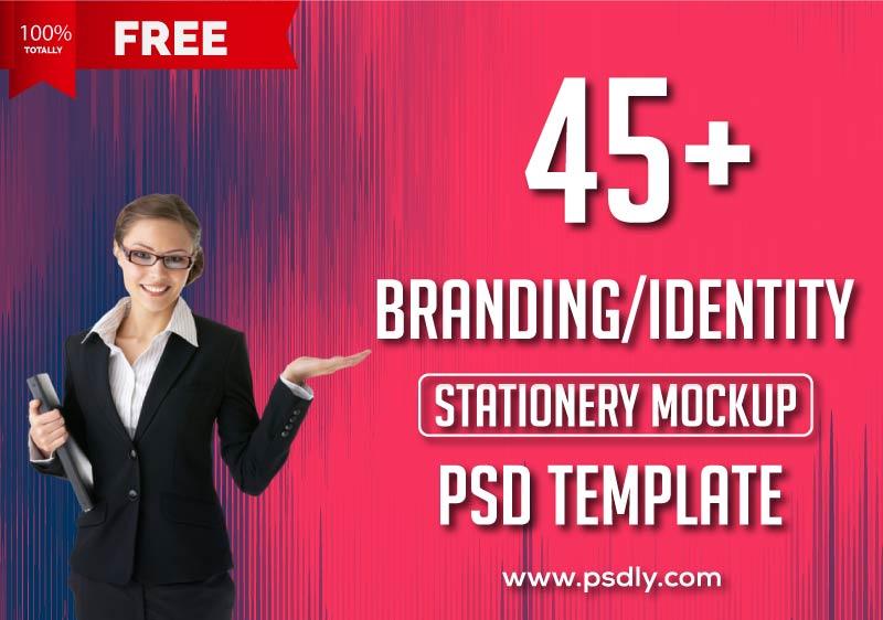 Premium-Branding-Identity-Mockups
