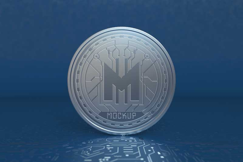 CryptoCurrency Mockup