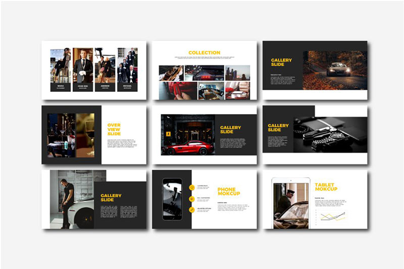 Sultan Powerpoint Google Slides and Keynote Templates 3