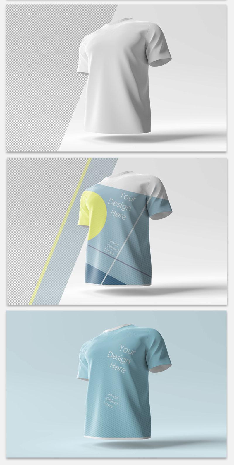 t shirt mockup 1 2