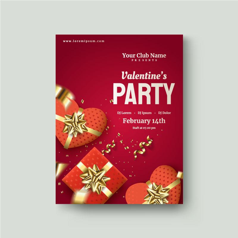 valentines day flyer 7