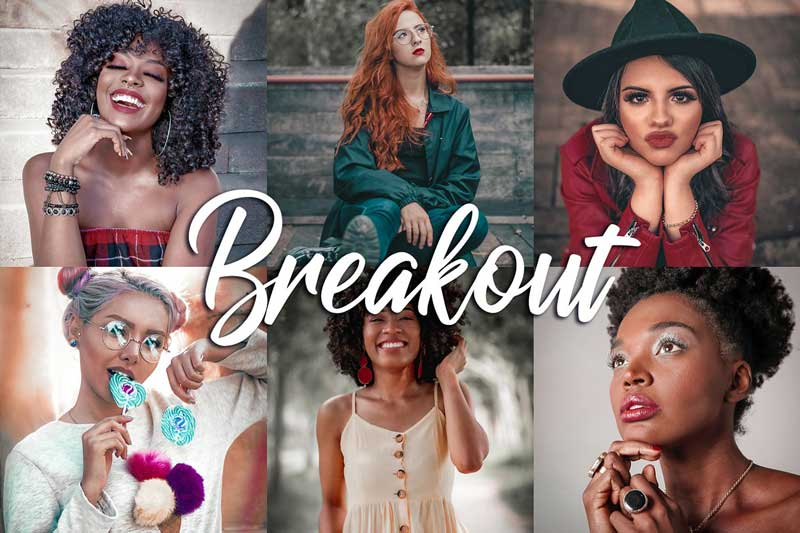 10 Lightroom CC Presets Breakout 4578518 Download