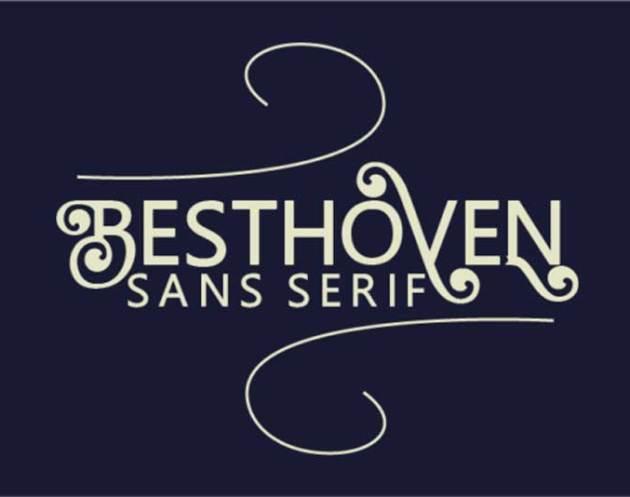 Besthoven Font Family
