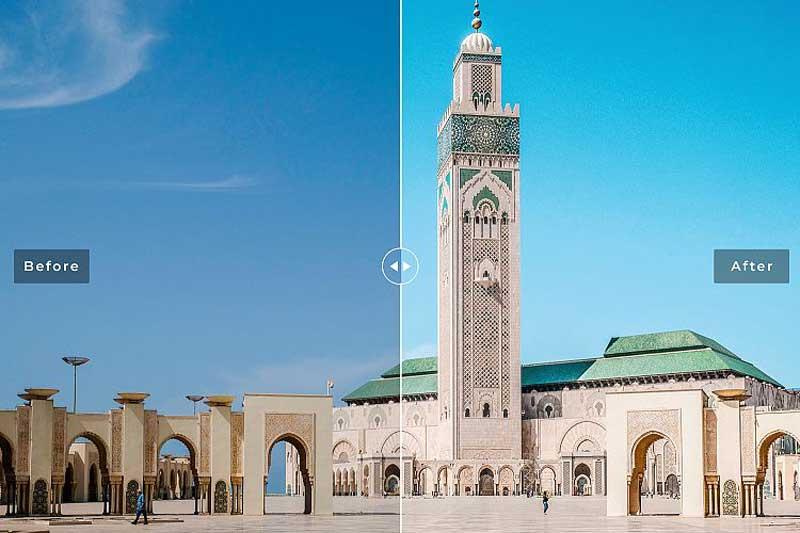 Casablanca Mobile 2526 Desktop Lightroom Presets Download Free