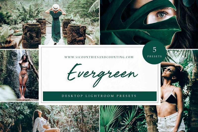 Evergreen Lightroom Presets Desktop 4585297 Download