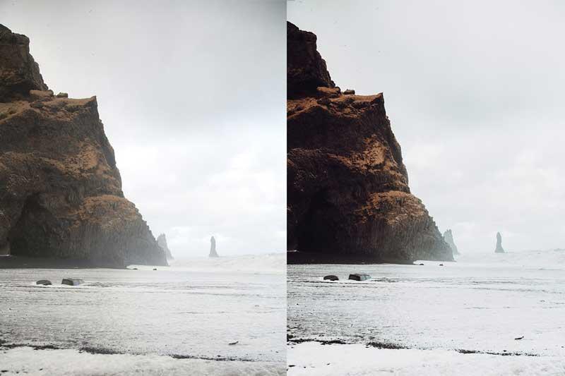 LR Mobile Iceland Landscapes 4518810 Download Free