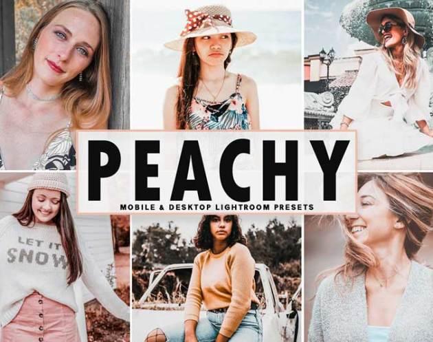 Peachy Mobile 2526 Desktop Lightroom Presets Download