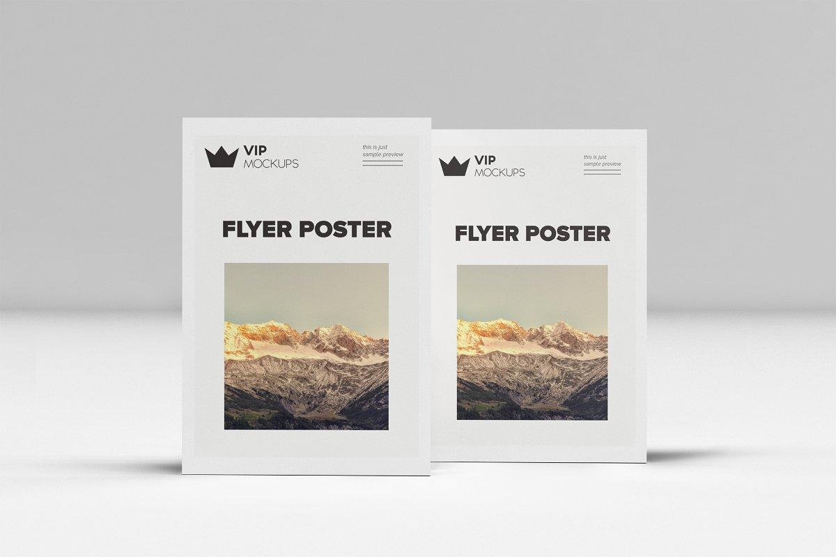 poster flyer mockups 8