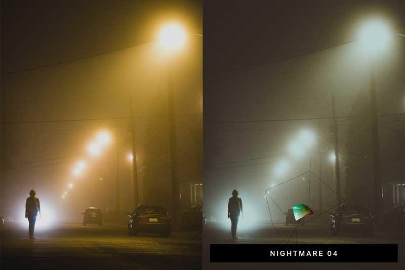 50 Horror Film Lightroom Presets 4457132 Download Now