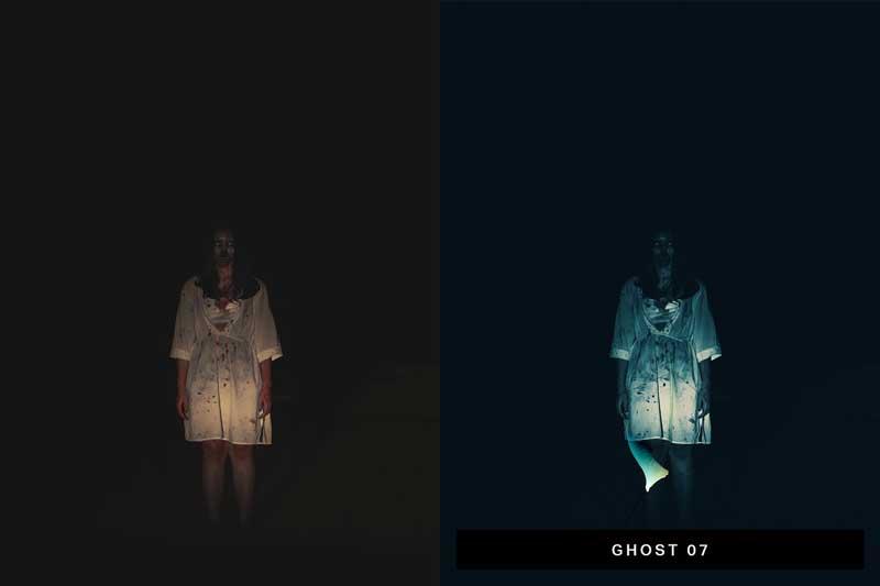 50 Horror Film Lightroom Presets 4457132 Free Download