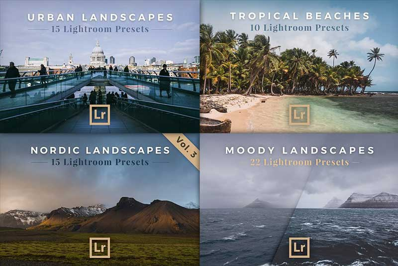 BUNDLE 29 Lightroom Preset Packs 924218 Free Download