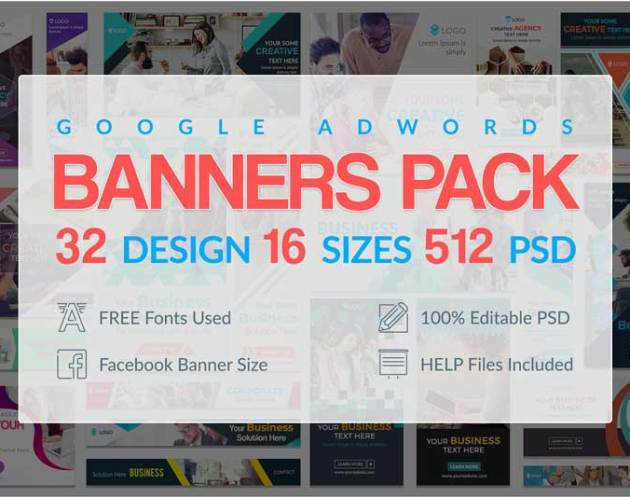 Banners Pack 1