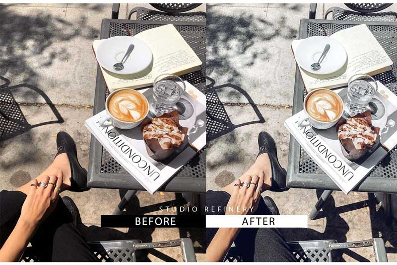 Clean Mobile Lightroom Presets 4488115