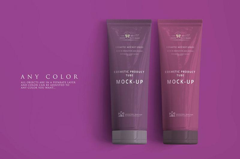 Cosmetic Tube Mockup 3054807 3