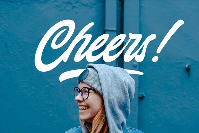 Creativemarket Chillout Typeface 252B Swash 3149105