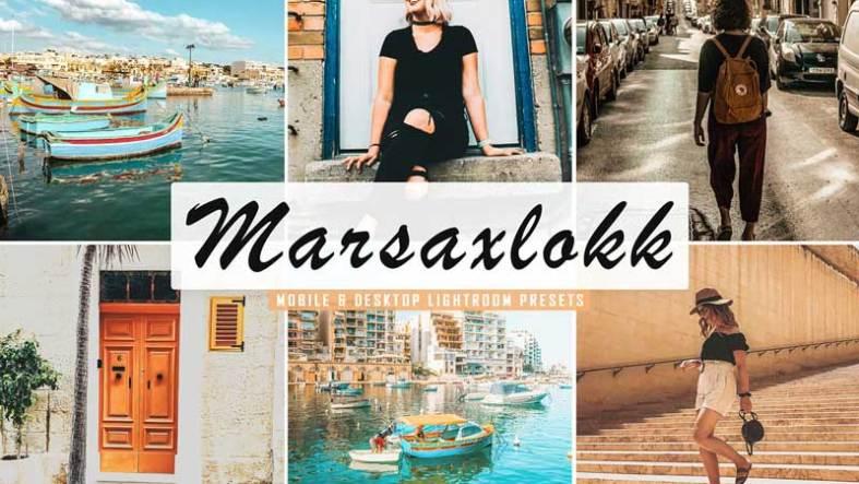 Marsaxlokk Lightroom Presets Pack