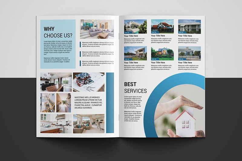 Real Estate Brochure 4593584