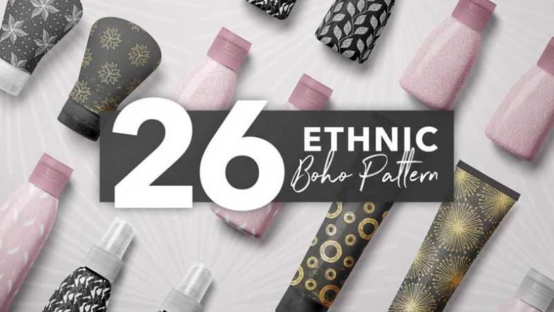 26 Ethnic Boho Patterns 1772098