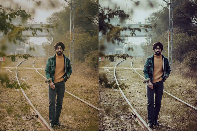 40 Modern Photoshop Actions 9 Download Free
