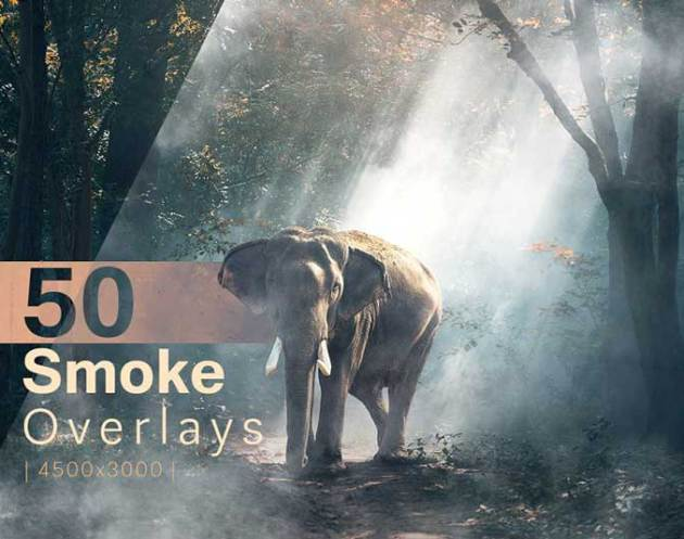 50 Smoke Overlays 2274264