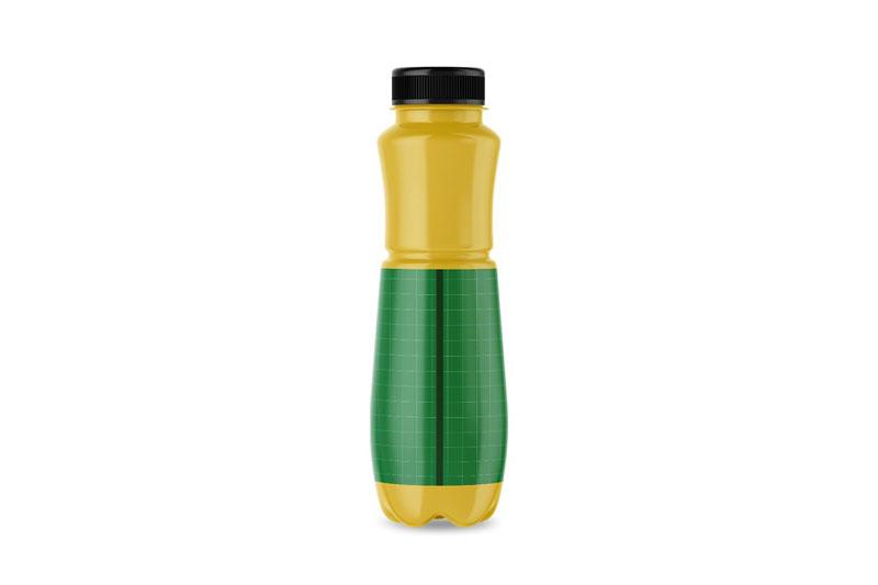 Juice Bottle Mockup 4977932