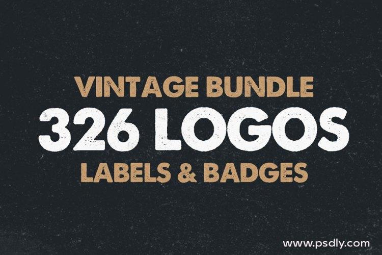 MEGA-Bundle-326-Vintage-Logos-Badges