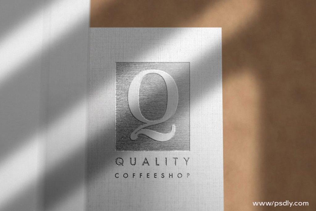 Modern Luxury Logo Mockup Set 1 5109680 2