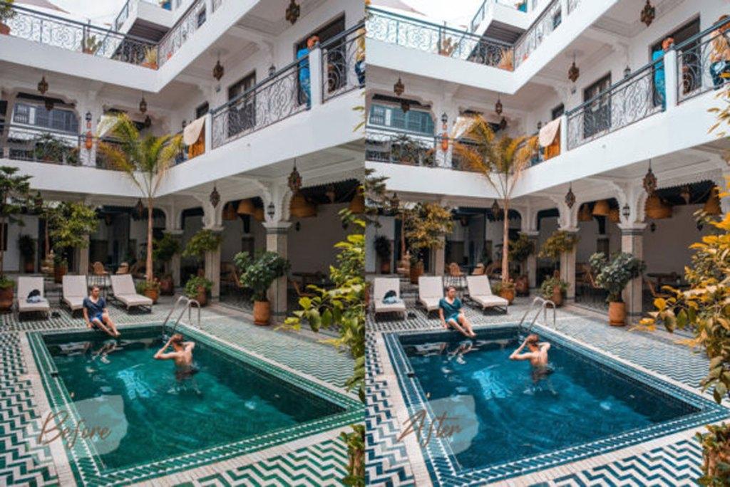 18 Miami Photoshop Actions 4338583.