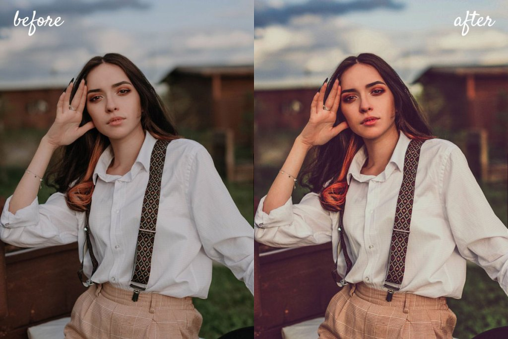 Bandana Blue Lightroom Preset 4900664 Free