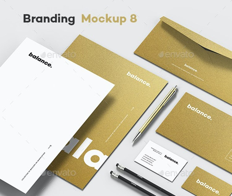 Branding Identity Mock-up 8 27720546