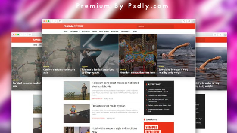 Fansmagz-Blogger-Template-Premium-Version-Free-Download