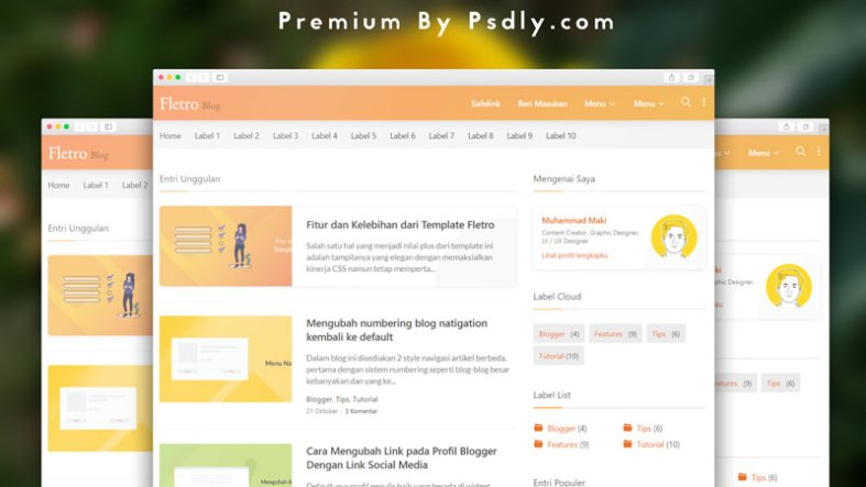 Feltro-V5-Blogger-Template-Premium-Version-Free-Download