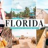 Florida Mobile & Desktop Lightroom Presets