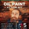 Oil Paint Action Kit 26847449