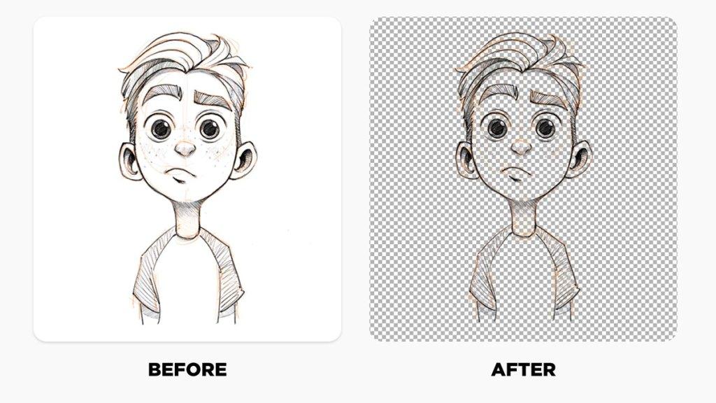 GraphicRiver Sketching Separator Photoshop Action 26309450