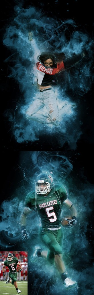 GraphicRiver Smoke Photoshop Action 27098975 scaled