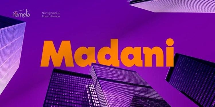 Madani Font Family