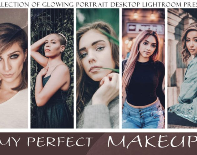 My Perfect Makeup Lightroom Desktop Pres 4549527