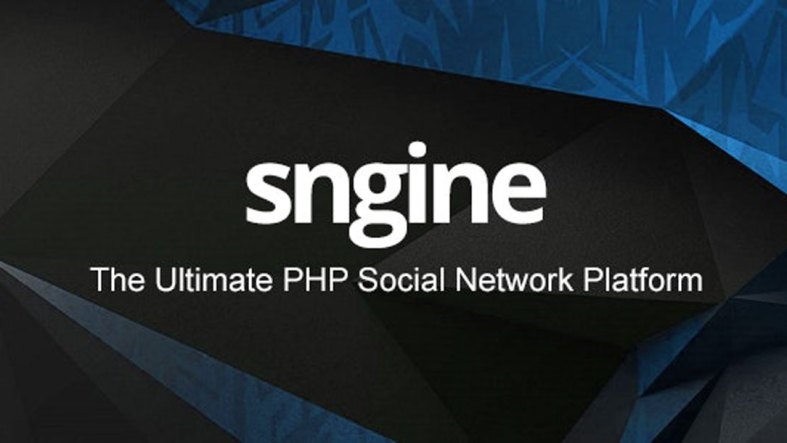 Sngine v2.8 - The Ultimate PHP Social Network Platform - 13526001