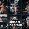 Urban Portrait Photoshop Actions 27473122