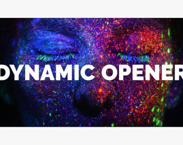 Videohive Dynamic Opener 27705183