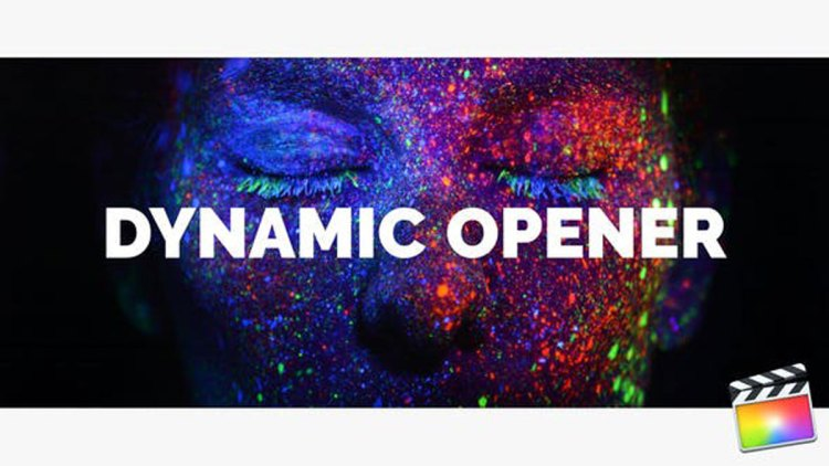 Videohive Dynamic Opener 27705183