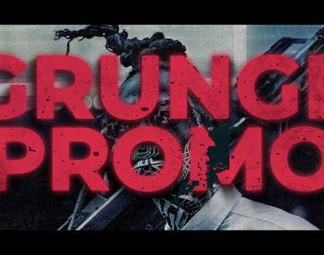 Videohive Grunge Neon Promo 27405354