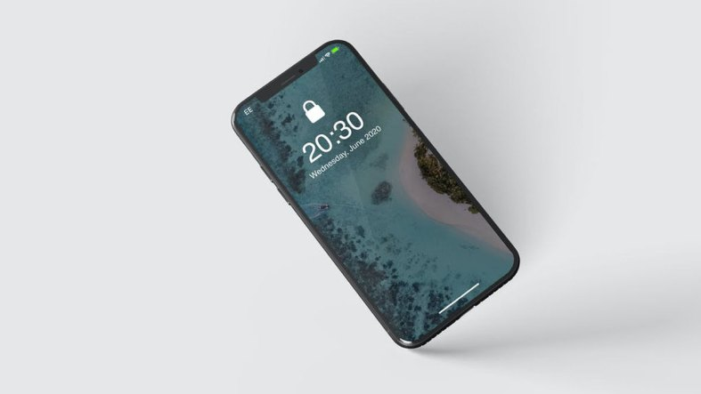 iPhone X Mockup V4
