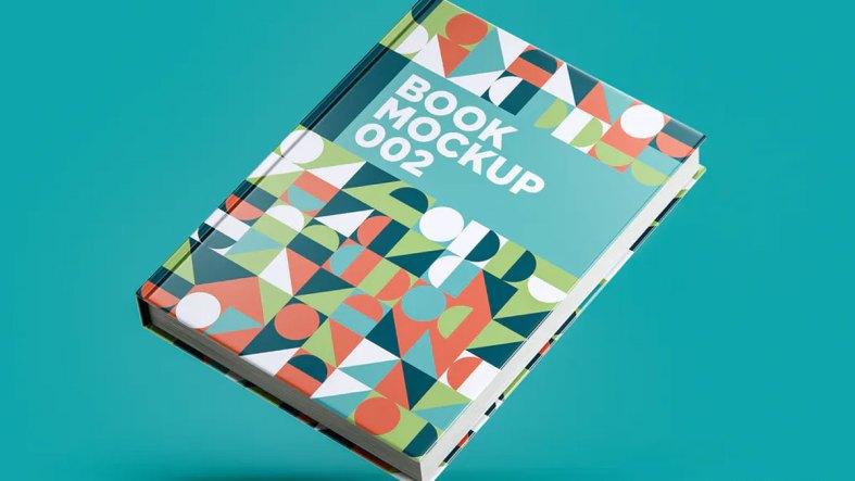 Book Mockup 002