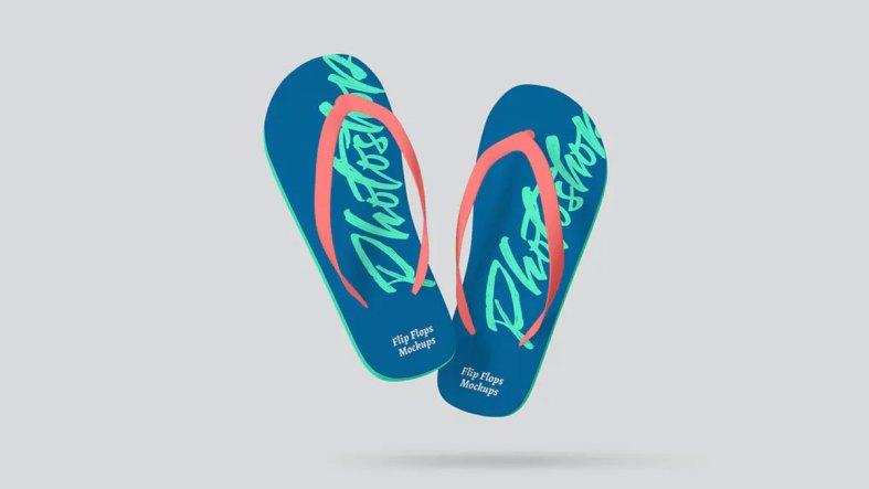 Flip Flops / Sandals Mockups